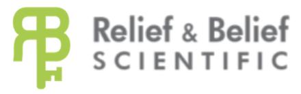 Relief & Belief